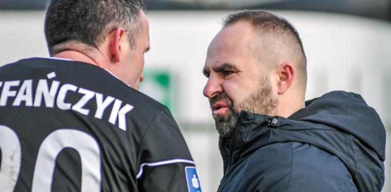 Wisła Płock - Warta Poznań 0:1. Trener Piotr Tworek