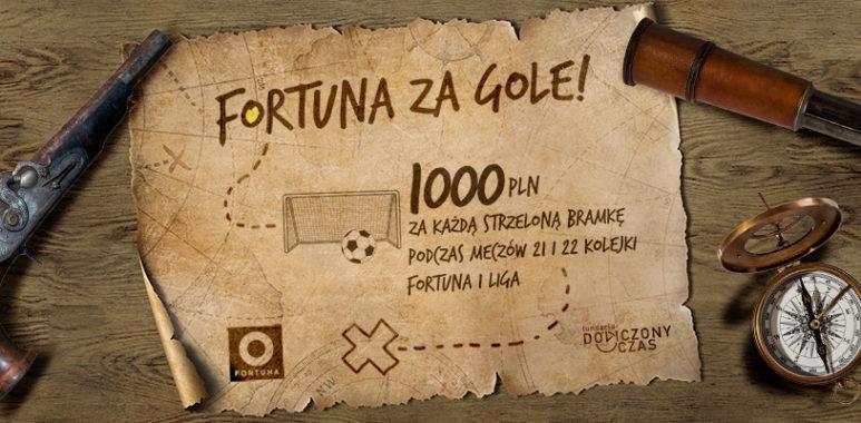 Warta Poznań. Fortuna za gole