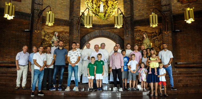 Msza święta w intencji Warty Poznań