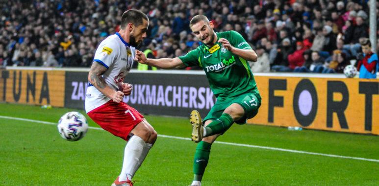 Podbeskidzie Bielsko-Biała - Warta Poznań 2:0. Patryk Stępiński