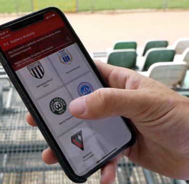 Warta Poznań w aplikacji Fortuna 1 Ligi