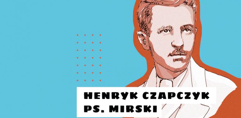 """Henryk Czapczyk (Warta Poznań) w projekcie """"Poznań, Warszawa - wspólna sprawa!"""""""
