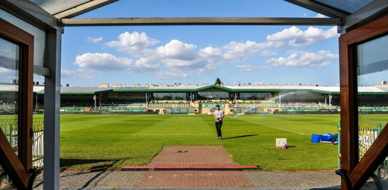 Trwa sprzedaż biletów na mecz Warta Poznań ze Stomilem Olsztyn w Grodzisku Wlkp.