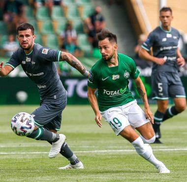 Warta Poznań - Lechia Gdańsk 0:1. Mariusz Rybicki