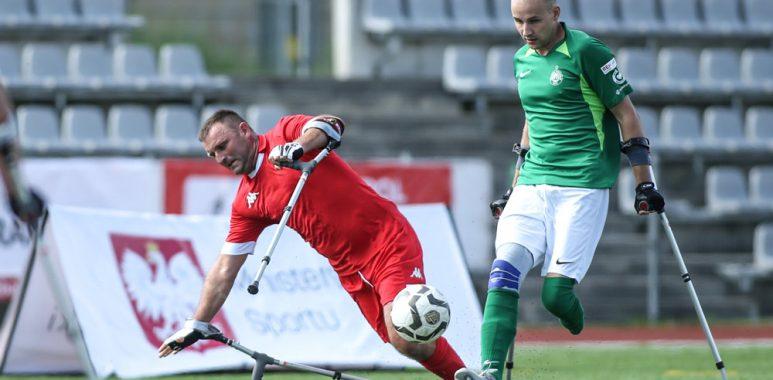 I turniej AMP Futbol Ekstraklasy. Warta Poznań - Widzew Łódź. Mateusz Warakomski