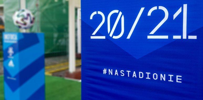Warta Poznań, stadion w Grodzisku Wlkp.