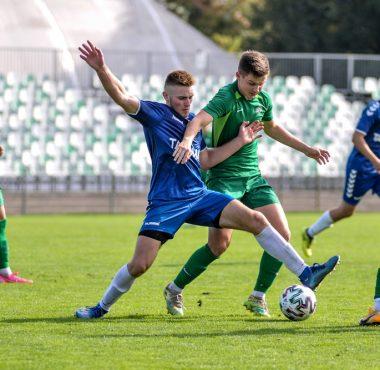 Warta II Poznań - Polonia Kępno 5:2 w IV lidze