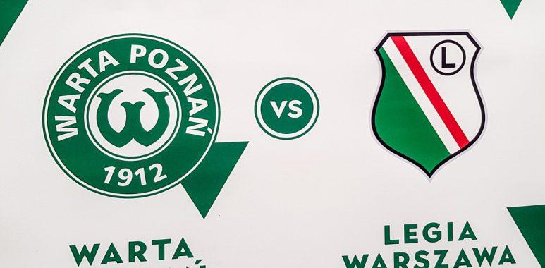 Informacja w sprawie biletów na mecz Warta Poznań - Legia Warszawa