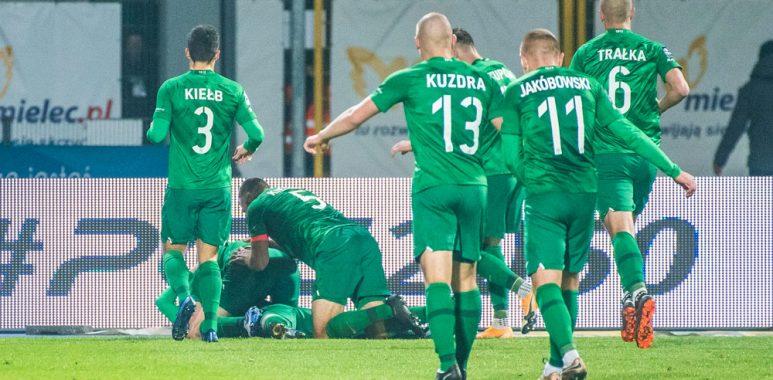 Stal Mielec - Warta Poznań 0:1