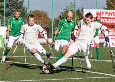 Amp Futbol Ekstraklasa: Warta Poznań - Legia Warszawa