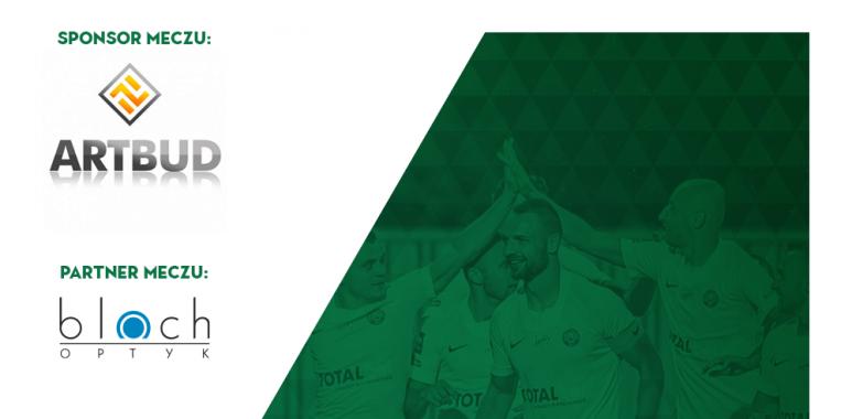 ARTBUD I Bloch Optyk sponsorami meczu Warta Poznań - Legia Warszawa
