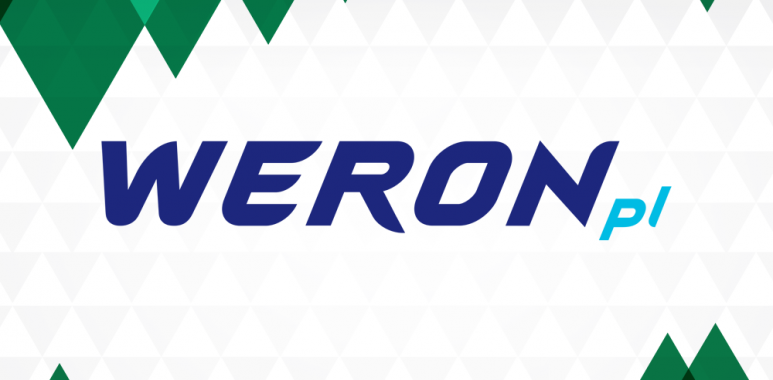 Firma Weron sponsorem Warty Poznań
