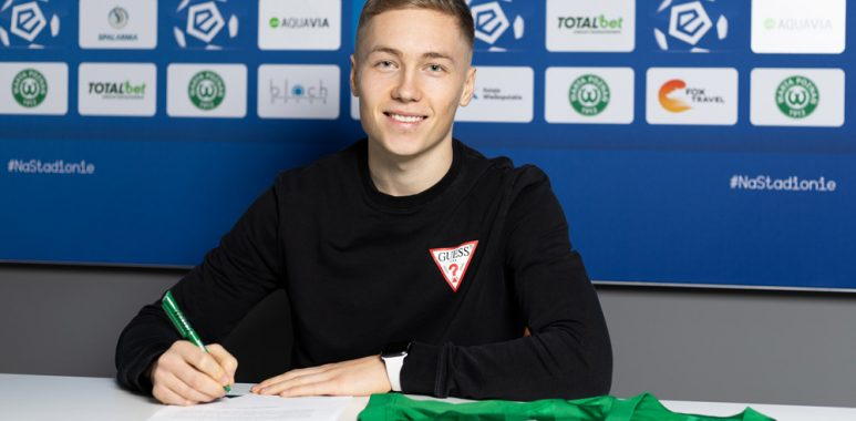 Mateusz Sopoćko piłkarzem Warty Poznań