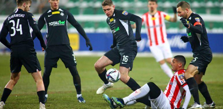 Warta Poznań - Cracovia 0:1 w Fortuna Pucharze Polski. Szczegółowe statystyki