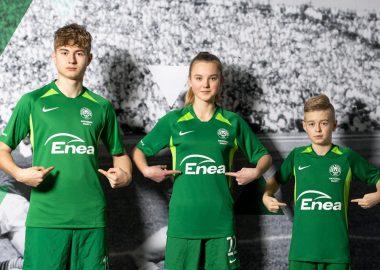 Enea sponsorem strategicznym piłkarskiej Akademii Warty Poznań