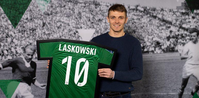 Adrian Laskowski odchodzi z Warty Poznań