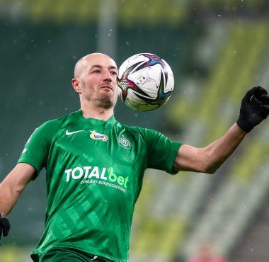 Łukasz Trałka (Warta Poznań) w top 10 piłkarzy z największą liczbą meczów w Ekstraklasie