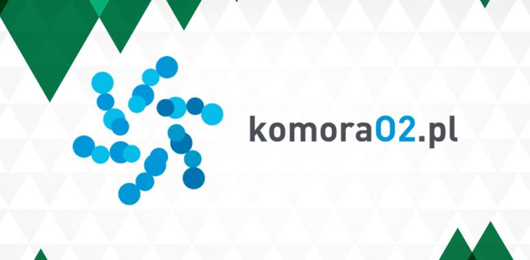 KomoraO2.pl partnerem Warty Poznań