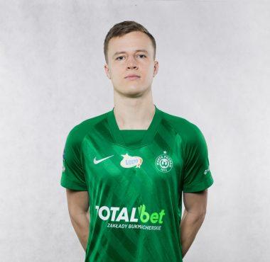Robert Ivanov (Warta Poznań) zagrał w reprezentacji Finlandii