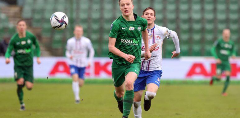 Robert Ivanov - drugim obcokrajowcem z Warty Poznań, który zagrał w reprezentacji