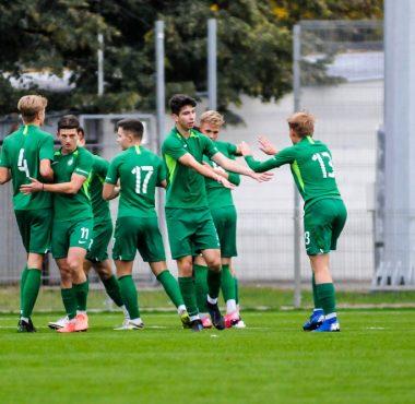 Warta II Poznań wygrała w Ostrowie 3:2 z Ostrovią