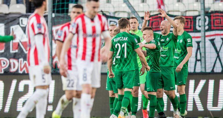 Cracovia - Warta Poznań 0:1