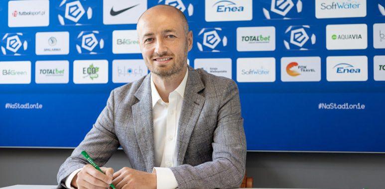 Łukasz Trałka podpisał kontrakt z Wartą Poznań do czerwca 2022