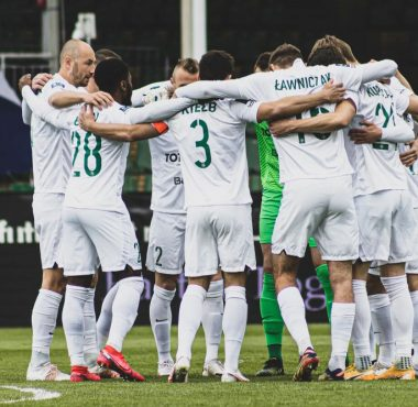 Terminarz meczow ligowych zespołów Warty Poznań