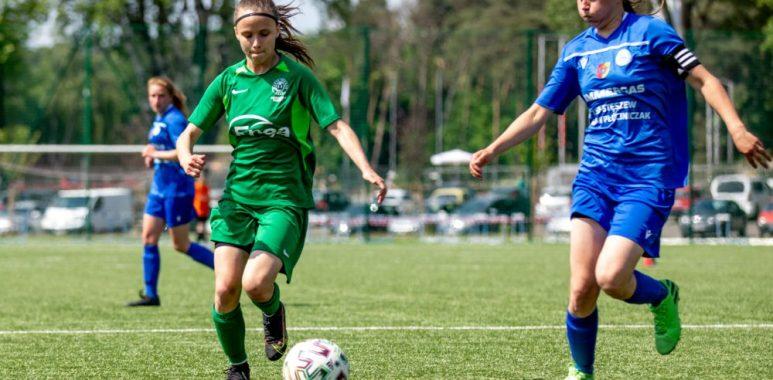 IV liga kobiet: Warta Poznań - Lipno Stęszew