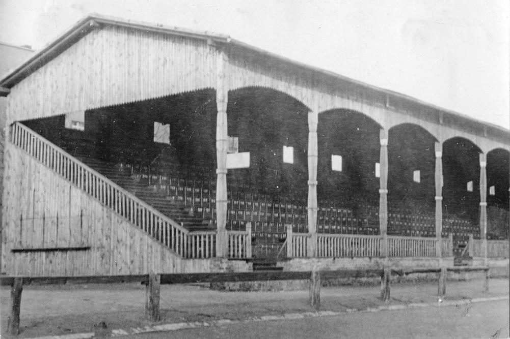 Stadion Warty Poznań przy ul. Rolnej